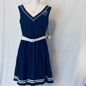 NWT Bunny Vixen A-line Dress